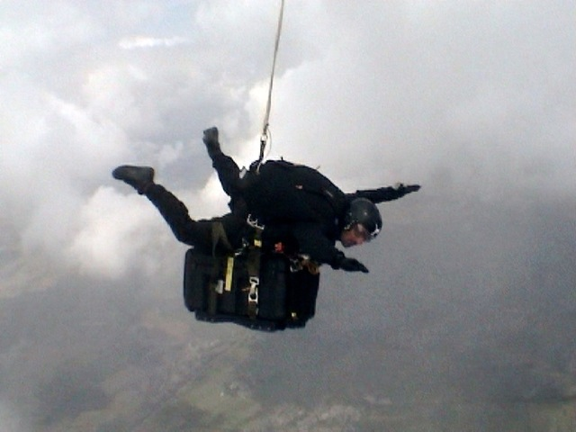 AIRCREW® Cargo Dummy in Freefall